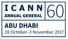 ICANN第60届会议现已开放注册