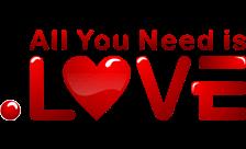 love域名那里可以注册
