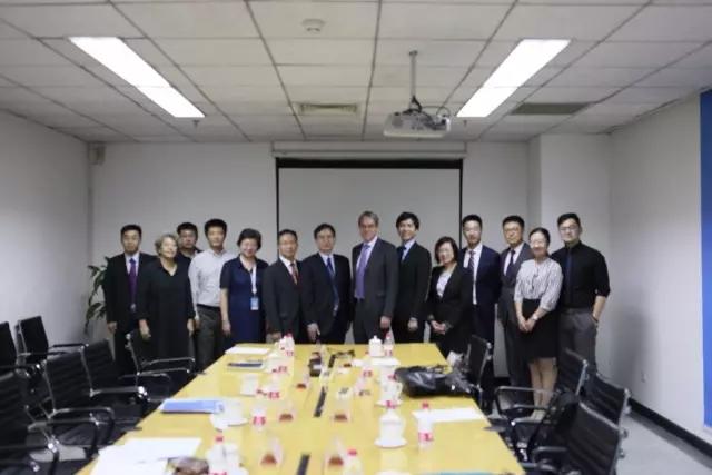 ICANN首席技术官访问中国信息通信研究院