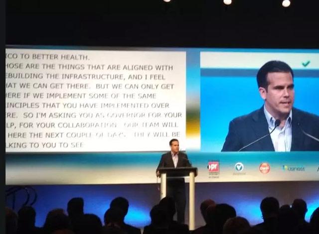 ICANN61会议 波多黎各总督发言