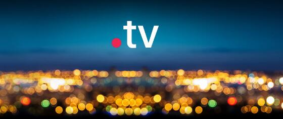 注册.tv域名优势在于广泛识别性