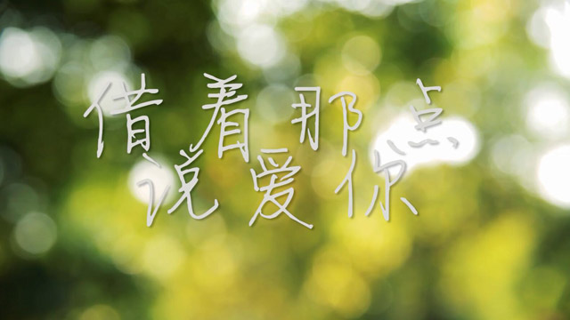 中文域名.我爱你微电影