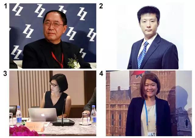 ICANN中国社群成员连任领导一职