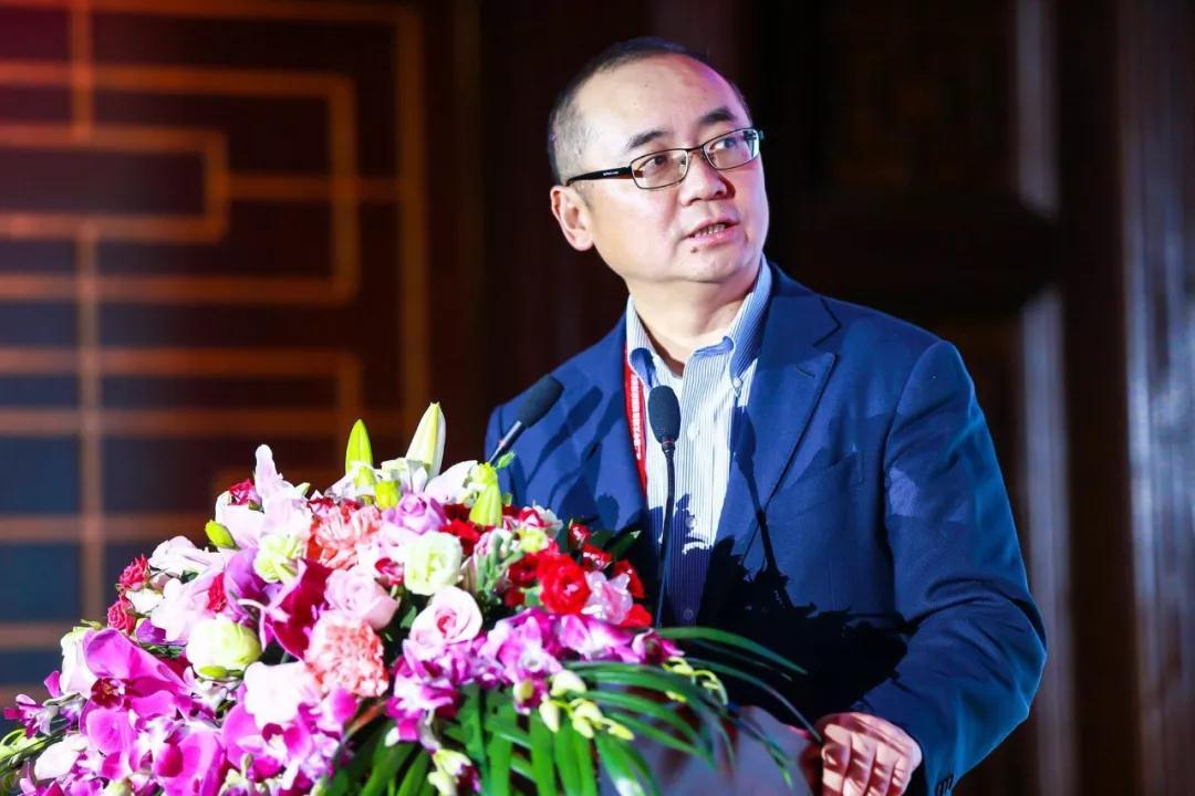 """第二届""""中文域名创新应用论坛""""毛伟发言"""