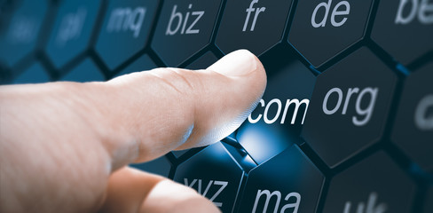 域名行业的未来走向