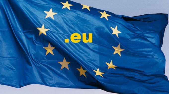 怎么申请.eu域名