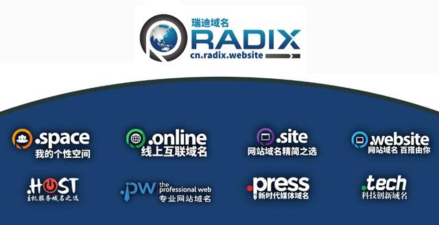 Radix注册局