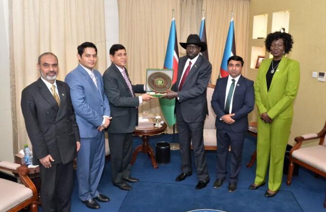 """南苏丹国别域名"""".ss""""引来新商机"""
