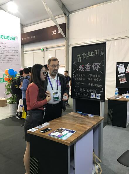 外国友人对中文域名感兴趣