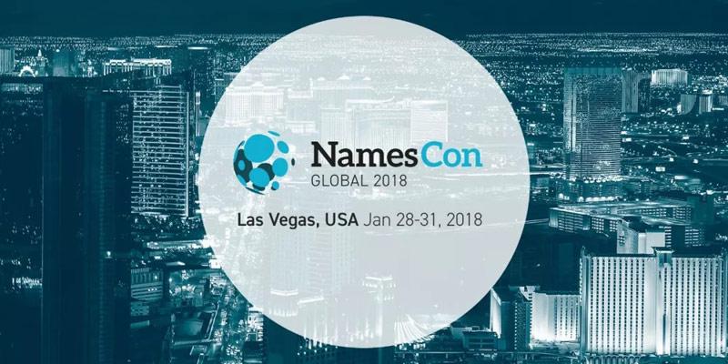 2018 NamesCon域名行业峰会将在拉斯维加举办