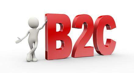 B2C网站建设费用