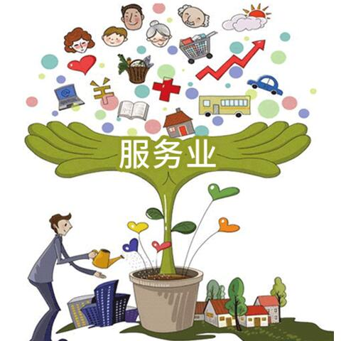 中文域名.集团——服务业转型的一块拼图