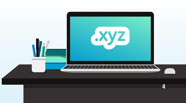 .xyz域名