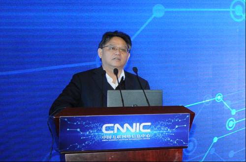 中科院计算机网络信息中心主任廖方宇