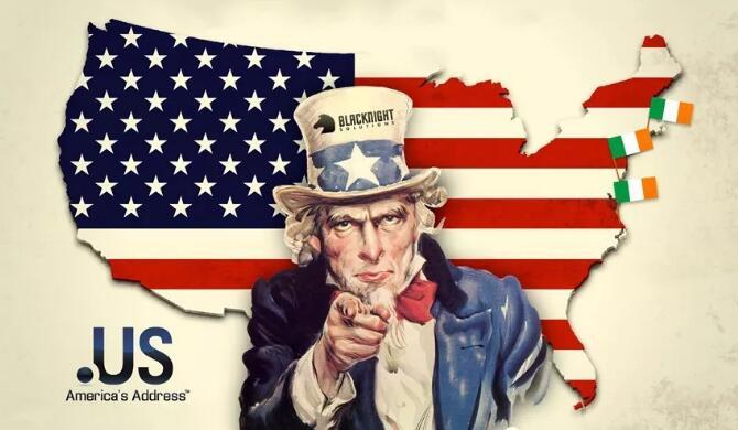 美国.us国别域名