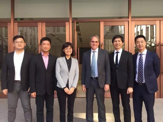 ICANN首席技术官访问工信部