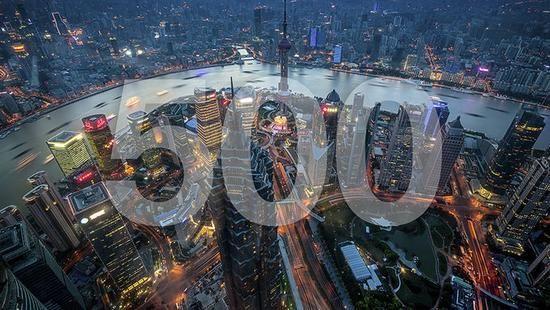 500强企业注册的.集团中文域名到底是什么?