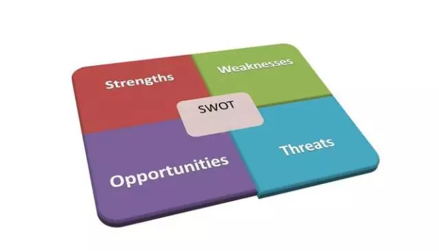 SWOT策略分析中文域名