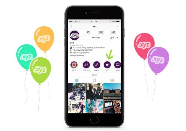 XYZ注册局与社交媒体影响力人物合作庆祝.xyz域名四岁生日